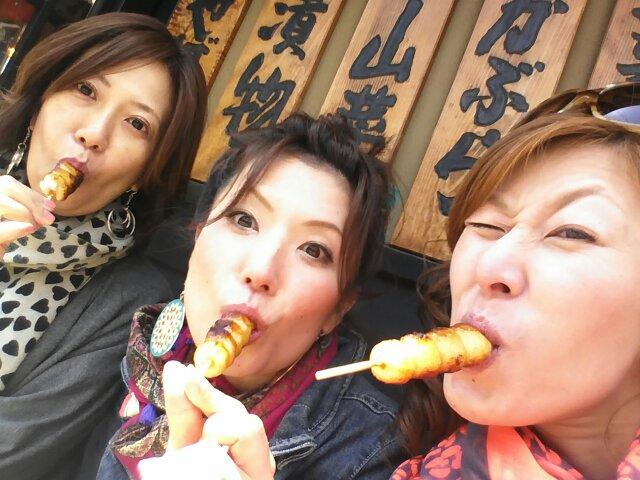 RTS高山で食べる食べる