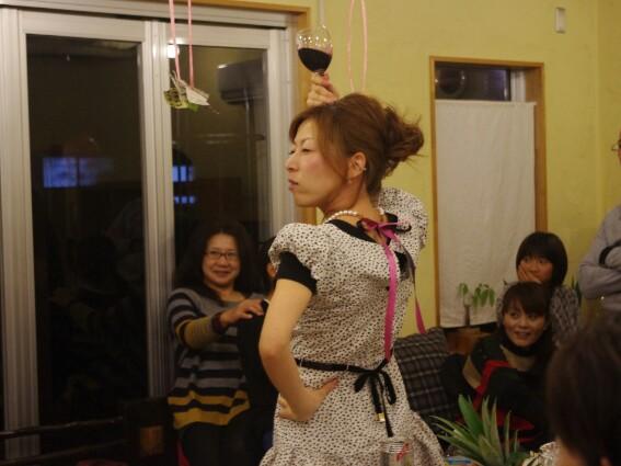 パーティの様子